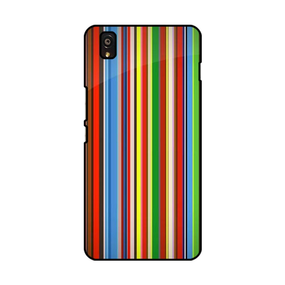 Lines Pattern Printed OnePlus Mobile Case