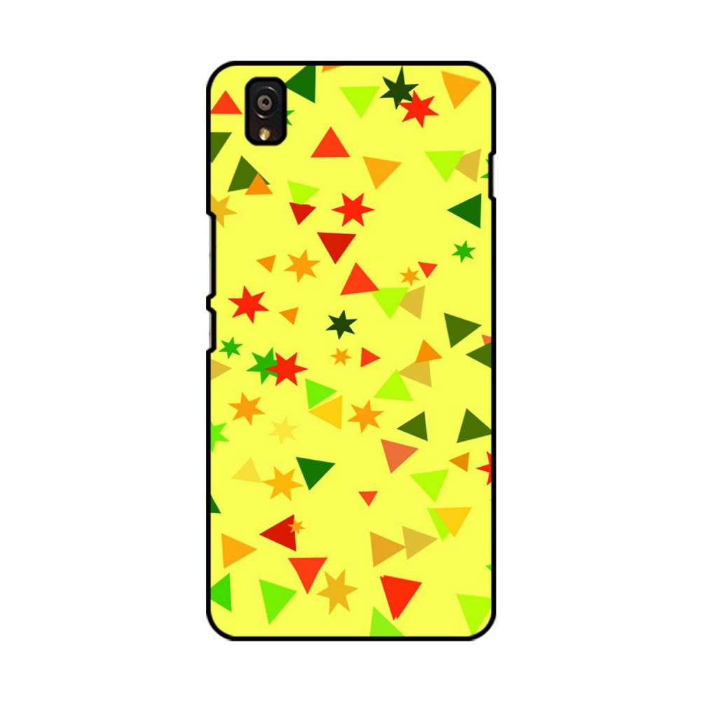 Stars Pattern Printed OnePlus Mobile Case