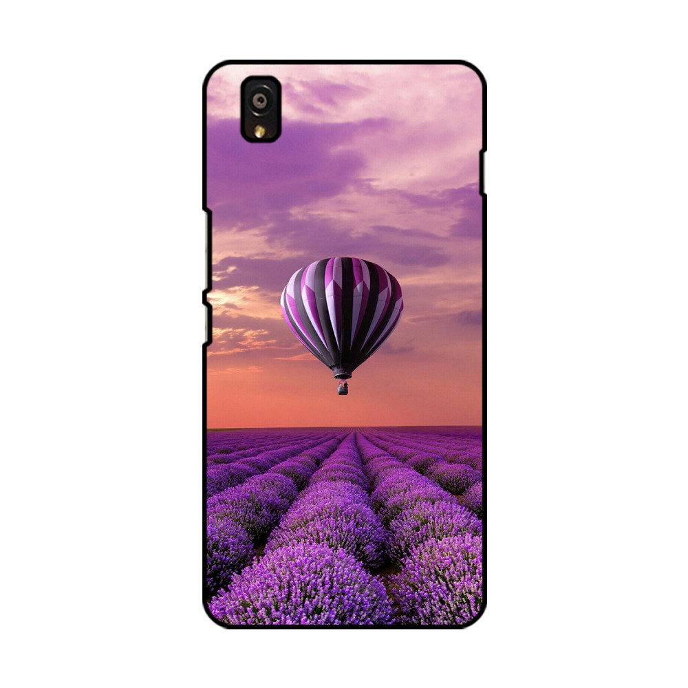 Purple Parashute Printed OnePlus Mobile Case