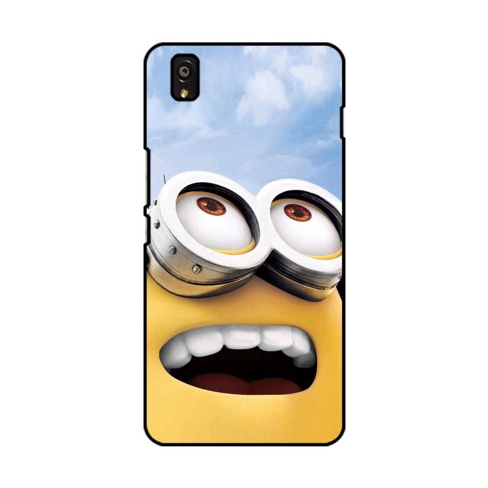 Minion Printed OnePlus Mobile Case