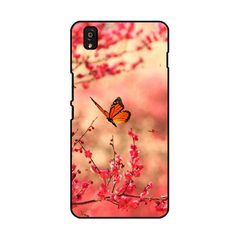 Butterfly Printed OnePlus Mobile Case