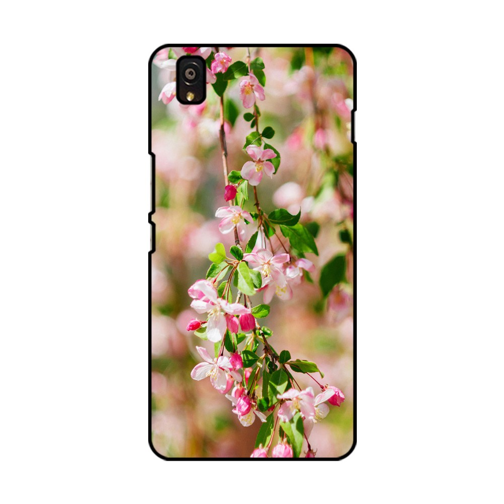 Flowers Printed OnePlus Mobile Case