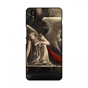 Angel Printed OnePlus Mobile Case