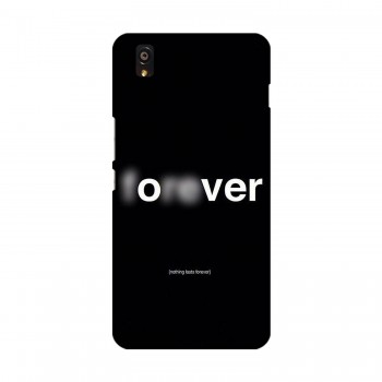 Forever / Over Printed OnePlus Mobile Case