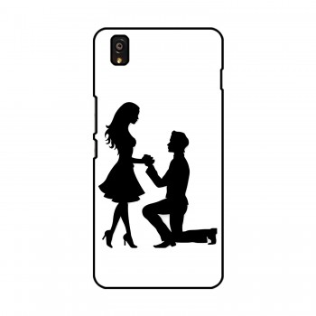 Couple Printed OnePlus Mobile Case
