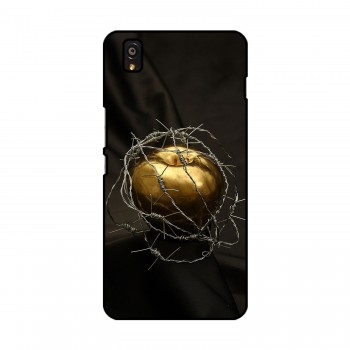 Golden Apple Printed OnePlus Mobile Case