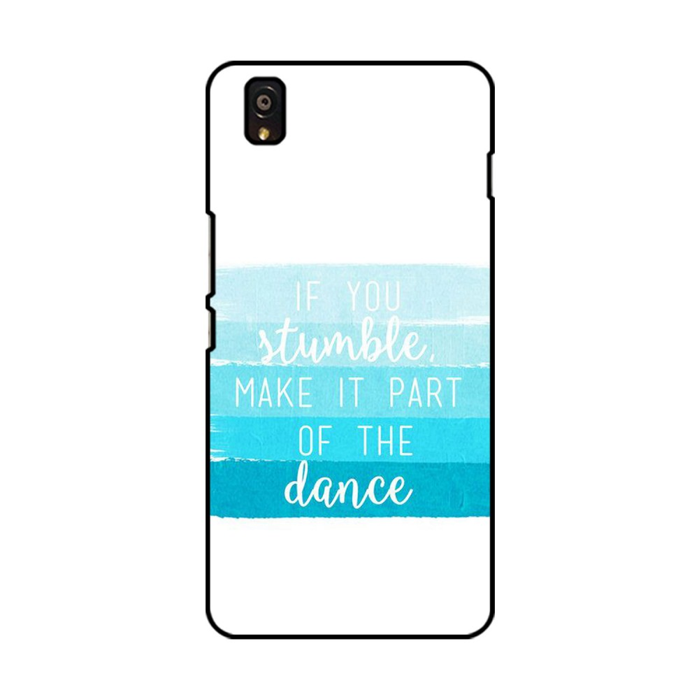 If You Stumble Printed OnePlus Mobile Case