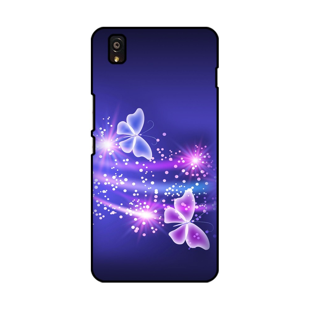 Magic Butterflies Printed OnePlus Mobile Case