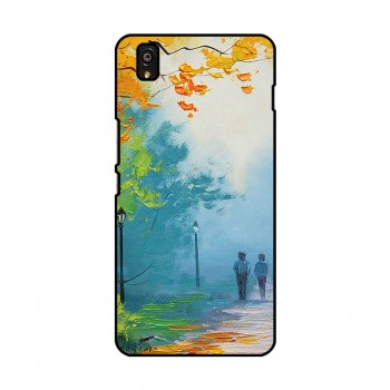 Nature Painting Printed OnePlus Mobile Case