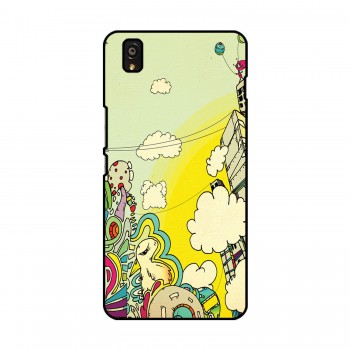 Cartoonistic Printed OnePlus Mobile Case