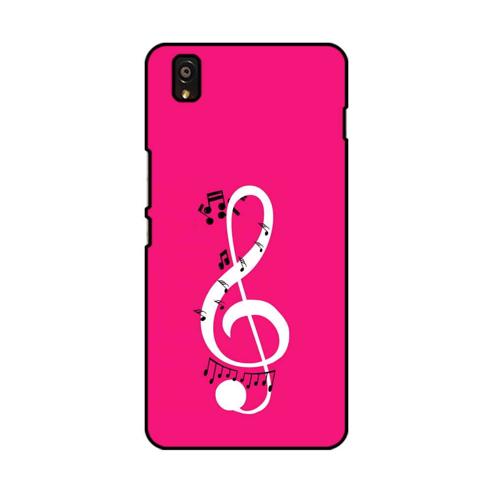 Music Printed OnePlus Mobile Case
