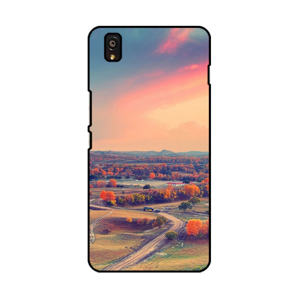 Nature Printed OnePlus Mobile Case