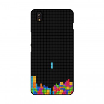 Tetris Game Printed OnePlus Mobile Case