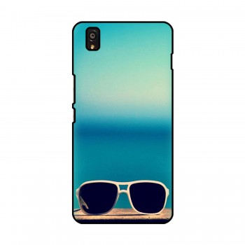 Black Goggles Printed OnePlus Mobile Case