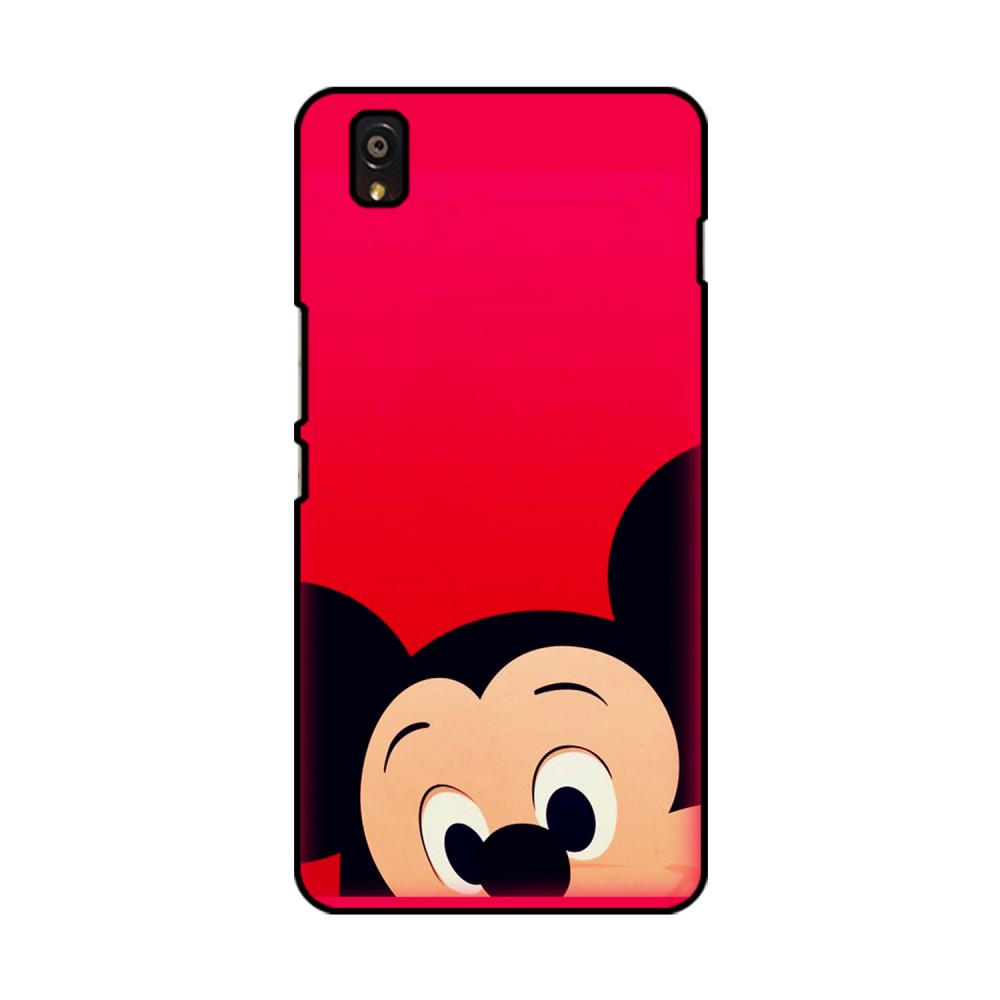 Mickey Mouse Printed OnePlus Mobile Case