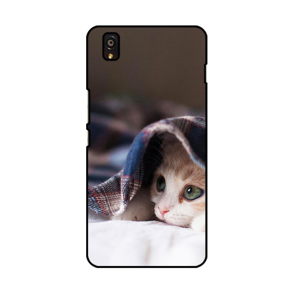 Cat Printed OnePlus Mobile Case