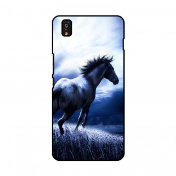Horse Printed OnePlus Mobile Case