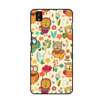 Owls Printed OnePlus Mobile Case