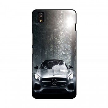 Mercedes Benz Printed OnePlus Mobile Case