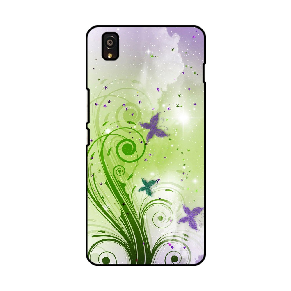 Butterflies Printed OnePlus Mobile Case