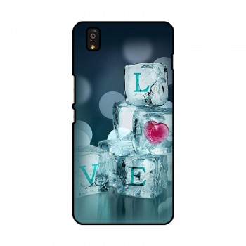 Love Cubes Printed OnePlus Mobile Case