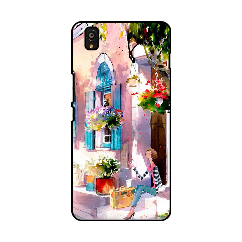 Watercolor Painting Printed OnePlus Mobile Case
