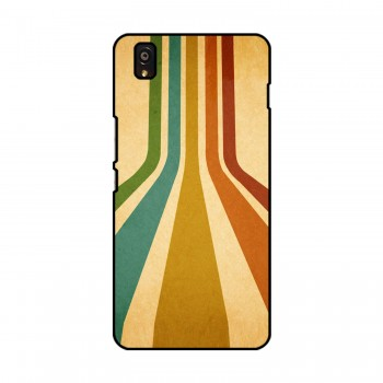 Colorful Path Printed OnePlus Mobile Case