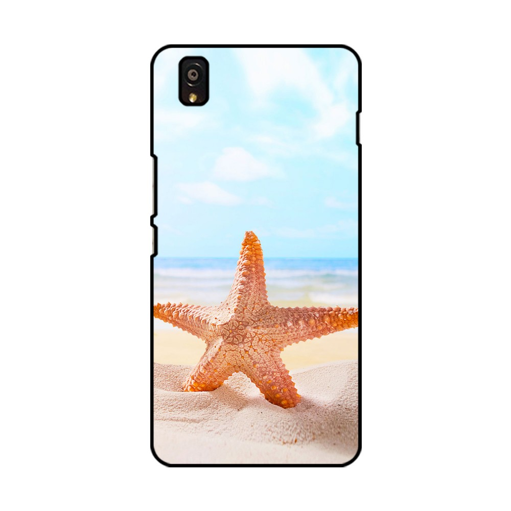 Star Fish Printed OnePlus Mobile Case