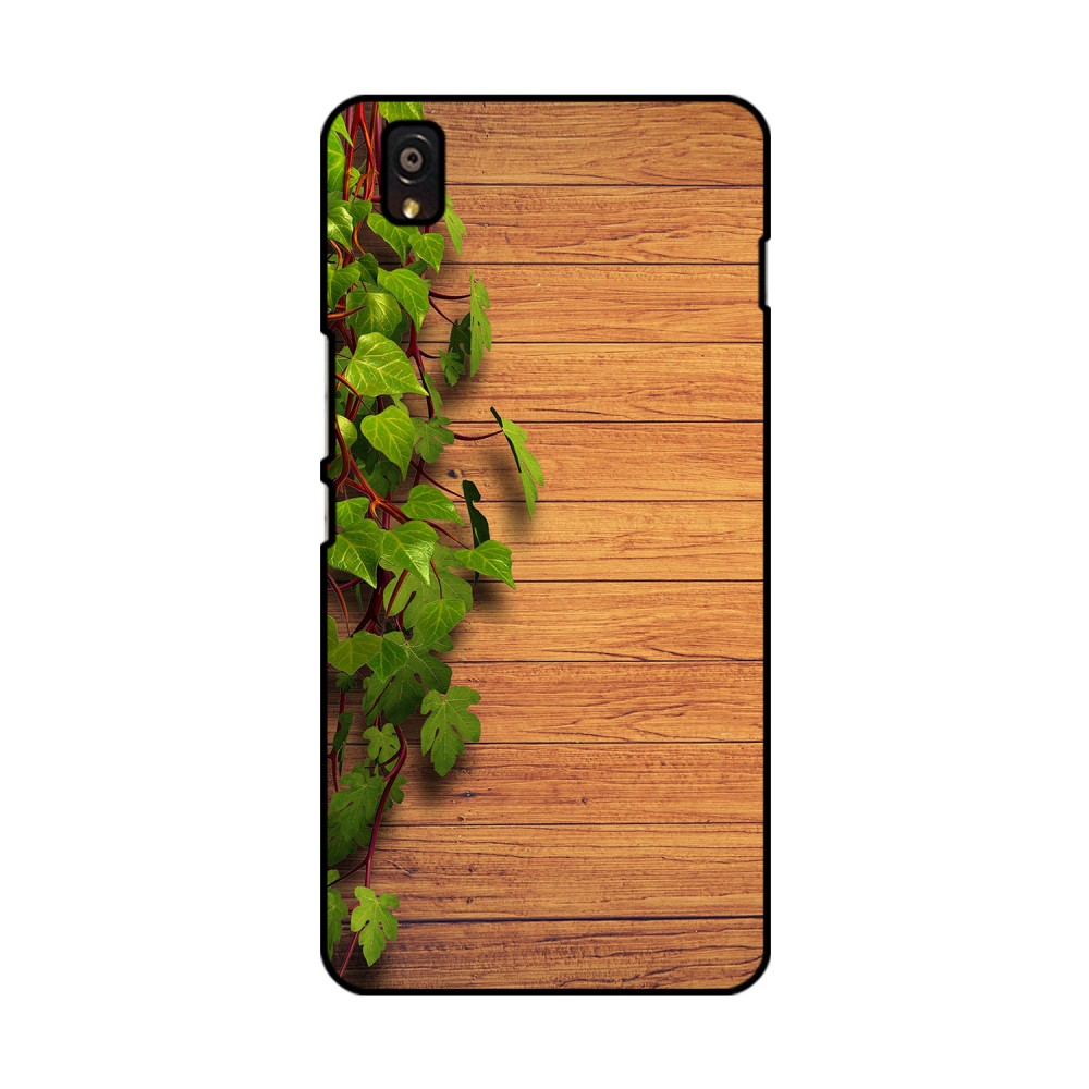 Leaves On Board Printed OnePlus Mobile Case