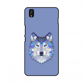 Wolf Printed OnePlus Mobile Case
