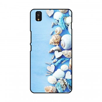 Ocean Shells Printed OnePlus Mobile Case