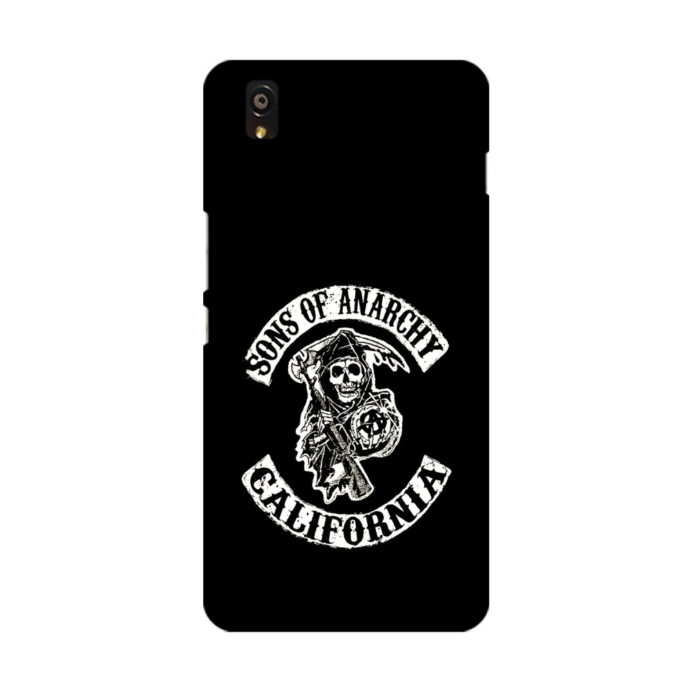 Sons Of Anarchy California Printed OnePlus Mobile Case