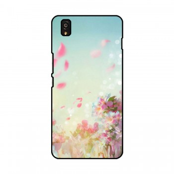 Flower Petals Printed OnePlus Mobile Case