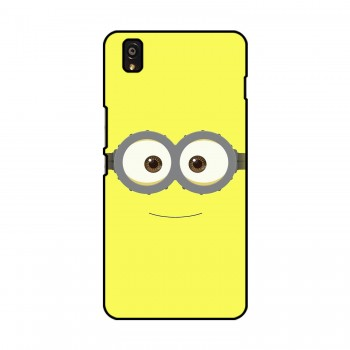 Minion Eyes Printed OnePlus Mobile Case