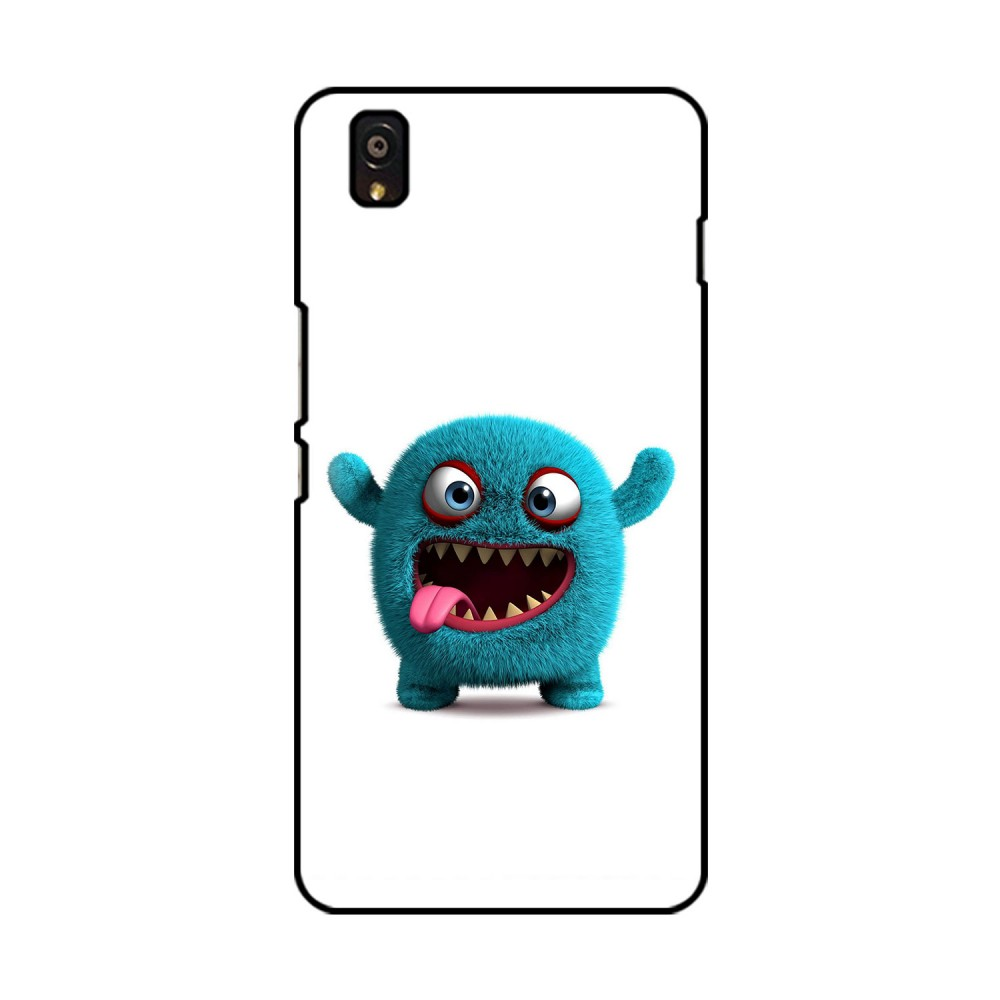 Animated Devil Printed OnePlus Mobile Case