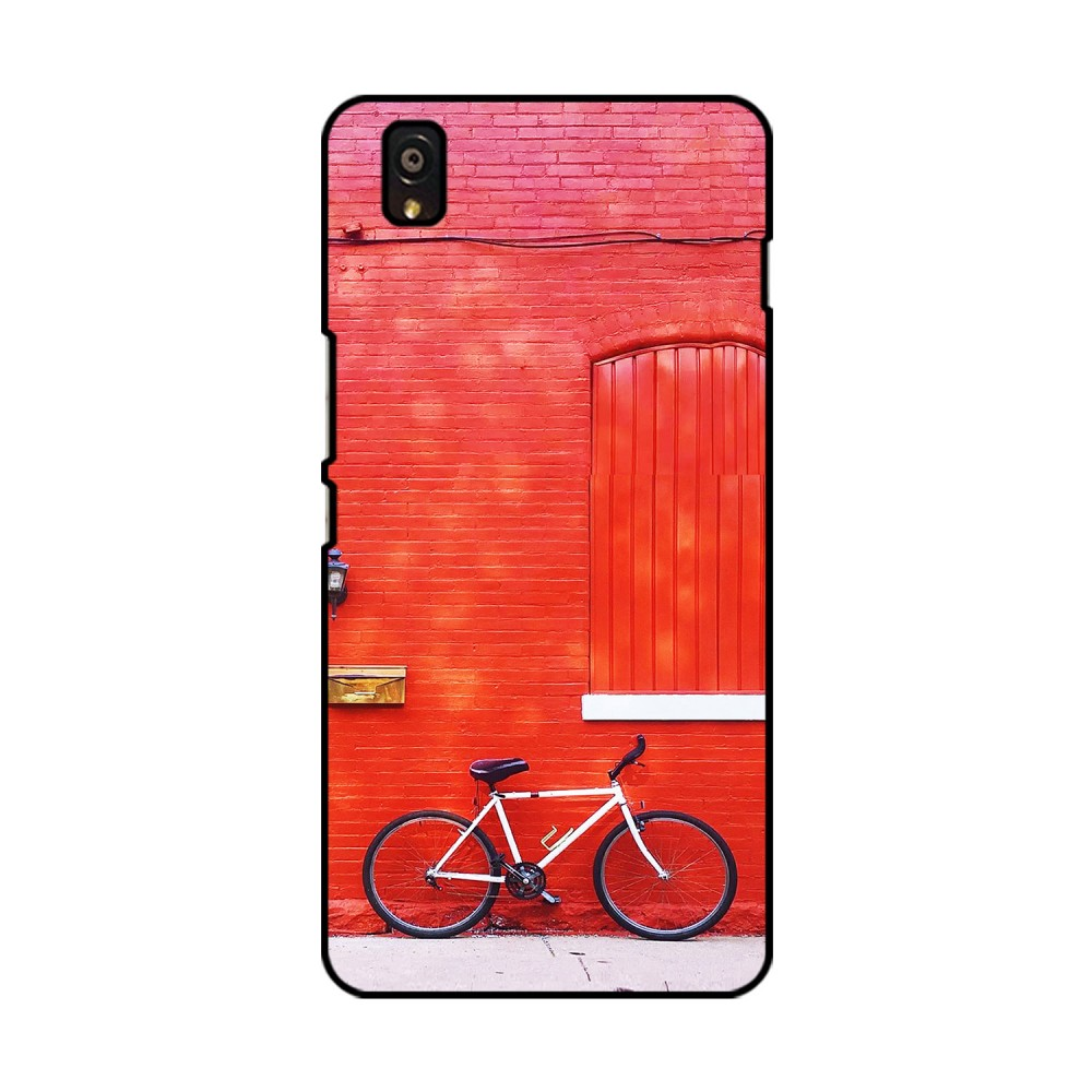 Bicycle Printed OnePlus Mobile Case