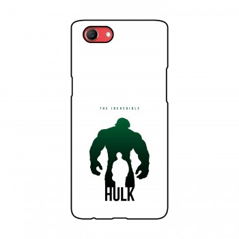 The Incredible Hulk Printed Oppo Mobile Case