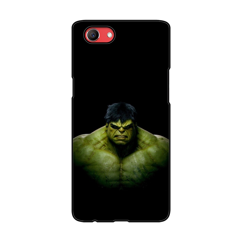 The Hulk Printed Oppo Mobile Case