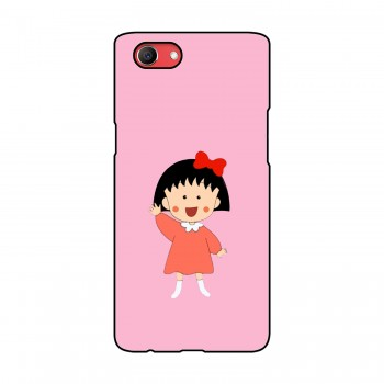 Little Girl Printed Oppo Mobile Case