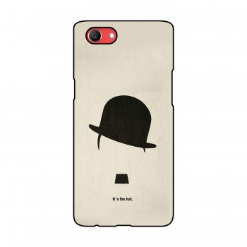 Charlie Chaplin Printed Oppo Mobile Case