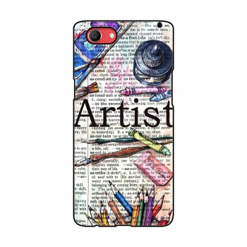 Artist Printed Oppo Mobile Case