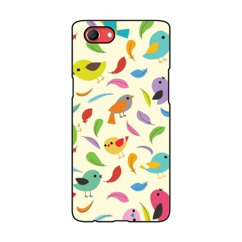 Birds Printed Oppo Mobile Case