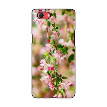 Flowers Printed Oppo Mobile Case