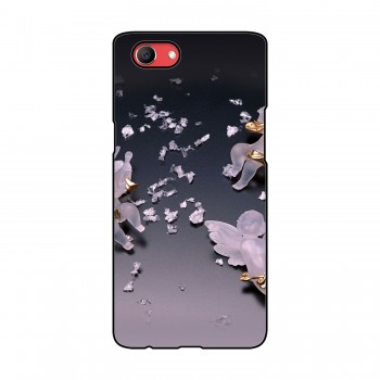 Crystal Angels Printed Oppo Mobile Case