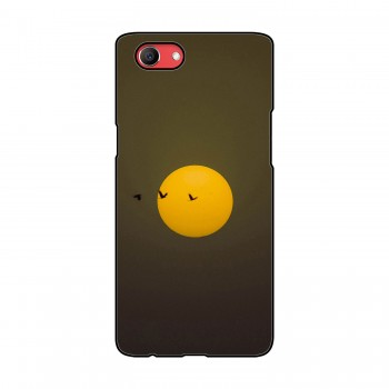 Sun Printed Oppo Mobile Case