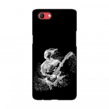 Man Water Filter Pattern Printed Oppo Mobile Case