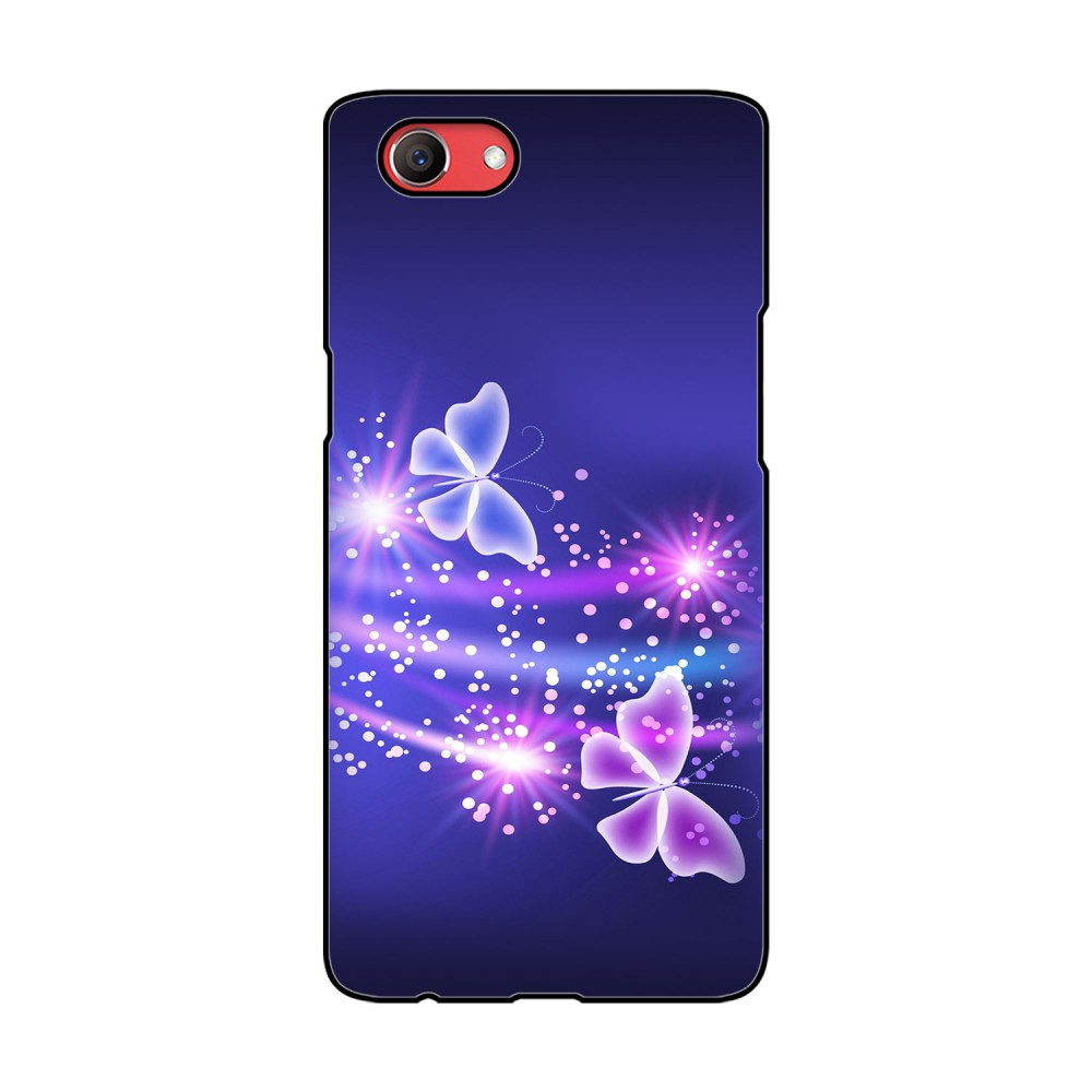Magic Butterflies Printed Oppo Mobile Case