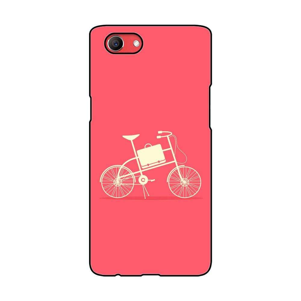 Vintage Bicycle Printed Oppo Mobile Case