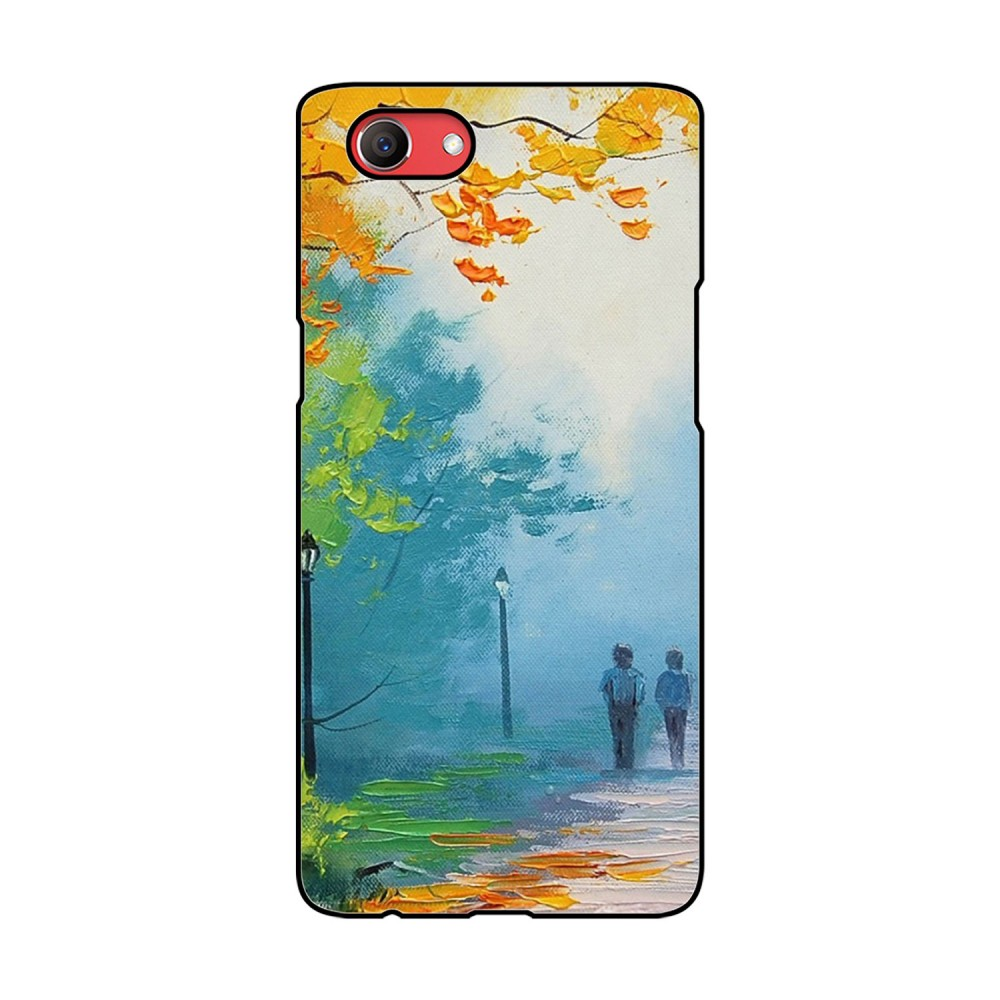 Nature Painting Printed Oppo Mobile Case