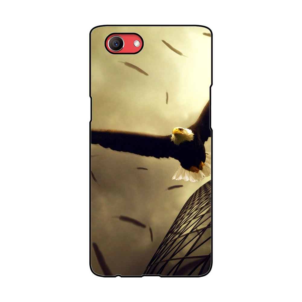 Eagle Printed Oppo Mobile Case